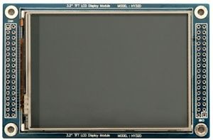 """3 2"""" 320x240 TFT LCD Touch Screen Module Monitor Display Panel for Raspberry Pi"""