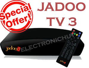 Jadoo TV 3 IPTV Box HD Live Indian Hindi Urdu Afghan Desi Channels