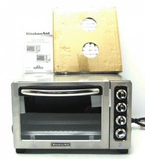 KitchenAid KCO223CU Convection Countertop Toaster Oven