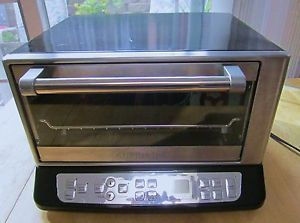 Cuisinart CTO 390 Heat Convection Toaster Broiler Oven 1500 Watts 0 6 CU Ft