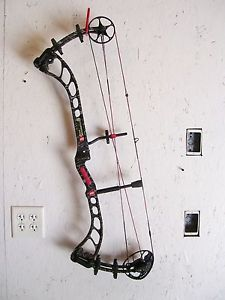 PSE Bowmadness 3G RH Compound Bow Skullworks 60