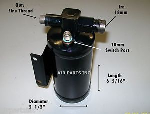 Motorhome RV A C Receiver Drier