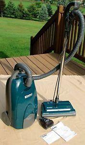 Kenmore Aspiradora Canister Vacuum Cleaner Green