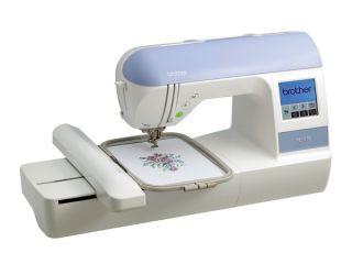 "Brother PE770 5x7"" Embroidery Machine $799 FreeShip USB Stick $299 Digitizing 012502623489"