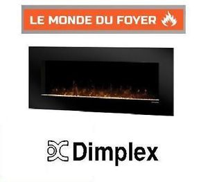 "Dimplex ""Lacey"" Electric Fireplace Wall Mount Heater from Canada Fireplace"