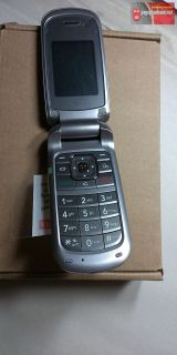 LG 220C Silver Charcoal Page Plus Cellular Flip Phone New 089523800076
