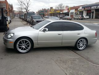 Audi A4 19: Wheels