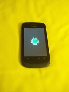 Boost Mobile ZTE Warp Smartphone