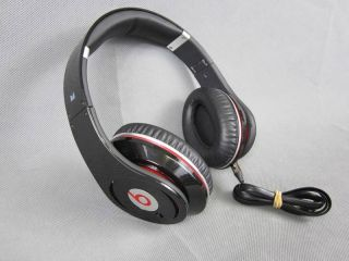 Monster Beats by Dre Studio Headphones with 3' Flat Beats Cable
