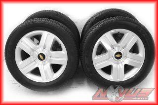 "20"" Chevy Silverado LTZ Tahoe Wheels Goodyear Tires GMC Sierra Yukon 22 18"