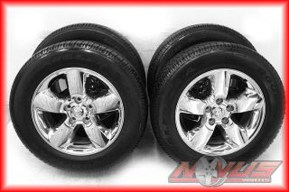 "2014 20"" Dodge RAM 1500 Bighorn Durango Factory Wheels Goodyear Tires 22"