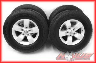 "17"" Dodge RAM Durango Alloy Wheels Goodyear Tires Factory 18 20 2013"