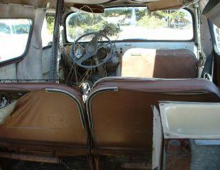 1960 Bedford Doormobile Vintage camper Rat Hot Rod