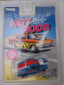 Mattel Tyco Hot Rods 40' Ford Coupe HP 7 HO Slot Car New