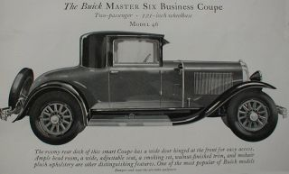 """1929 Buick Model 46 """"Business Coupe"""" Rat Rod Hot Rod Can Help with Delivery"""