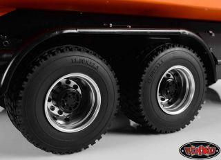 """Road Trucker 1 7"""" 1 14 Semi Truck Tires"""