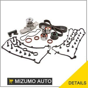 92 94 Ford Probe Mazda 626 MX6 2 5L KL Timing Belt Water Pump Kit Valve Cover