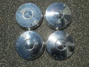1963 Ford Galaxie Hubcaps