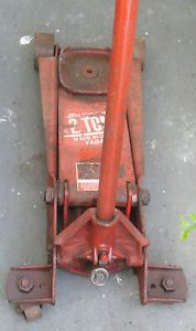 Vintage Snap on 2 Ton Hydraulic Floor Jack Ya 642 USA