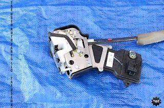 2006 Mazda Speed 6 LR Door Lock Actuator ASY 2 3L MS6 MAZDASPEED6 L3K9 6013