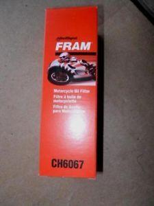 Fram Oil Filter CH6067 1953 1982 Harley Davidson