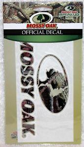 "SPG Mossy Oak Inf Official Logo Decal Vinyl Auto Truck Car Sticker 6"" MDE1001"