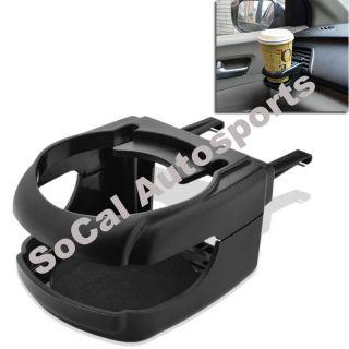 Auto Car SUV Truck Accessories Vehicle Van Beverage Drink Cup Bottle Holder Clip