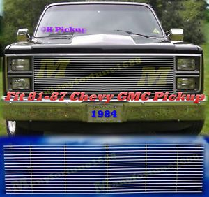 81 87 82 83 84 85 86 Chevy GMC Pickup Truck Grille 1987