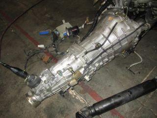 Nissan 240sx Skyline GTS r33 JDM RB25DET S1 Engine Trans Wiring ECU MAF Motor