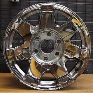 Cadillac Escalade Factory Wheels