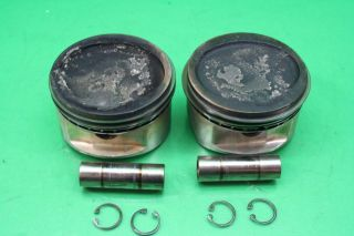 "Harley Davison 104"" Sputhe Nitralloy EVO Big Bore Kit Cylinder Jugs Pistons"