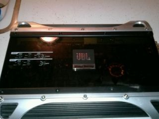 JBL Grand Touring 4 Channel Amplifier RARE Amp 18 50 Shipping