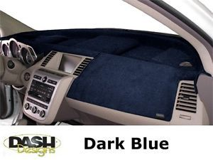 Chevrolet Truck 1988 94 Plush Velour Dash Cover Mat Dark Blue