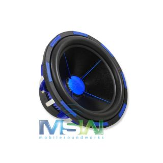 "New Power Acoustik MOFO 152X 15"" Dual 2 Ohm MOFO Series Car Sub Woofer Subwoofer"