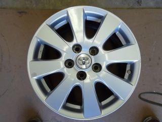 "Alloy Wheel Rim 17"" Toyota Camry 07 08 09 10 11 030621 4"