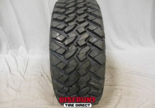 1 Used 35 1250 18 Nitto Trail Grappler M T Mud Tire 1250R R18