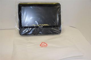 """2nd LCD Screen for Philips PD9012 37 9"""" Portable Car DVD Player 0999900088402"""