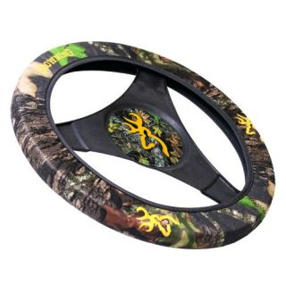 6 Pcs Browning Buckmark Camo Fabric Floor Mats Keychain Steering Wheel Cover Etc