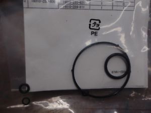Honda Parts Gasket Set Part 16010 ZE0 505