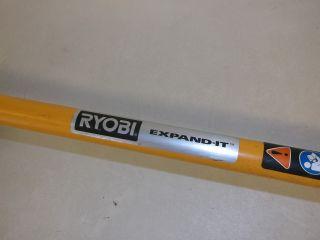 Ryobi 2 Cycle 26cc Gas Weed Trimmer Weed Wacker RY28025A Straight Shaft Whacker