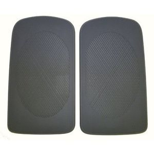 Genuine Toyota Parts Camry Speaker Grille Cover Pair 02 03 04 05 06 Gray