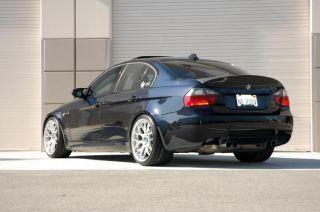 """19"""" Avant Garde M310 Wheels Silver BMW M3 E90 E92 E93 Concave Staggered 310 Rims"""