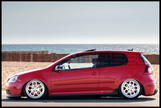 "18"" Avant Garde M230 Silver Staggered Mesh Wheels Rims Fits Honda Accord"