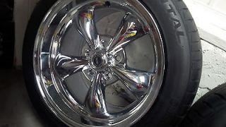 American Racing 17 inch Torq Thrust Wheels w Tires Corvette C4 88 96