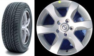 """New Nissan Altima 16"""" Wheels New Tires 2002 13 Altima 89 03 Maxima G35 Q45"""