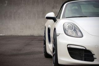 """19"""" Porsche 911 996 Carrera Narrow Ruger Concave Wheels Rims Hankook Tires"""