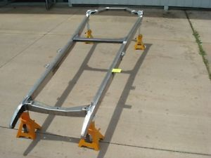 """1928 1929 1930 1931 Model A Ford Perimeter Chassis """"Frame"""" Hot Rod Rat Rod"""