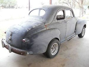 1946 Ford Business Coupe Hot Rod Street Rod Rat Rod Project Car