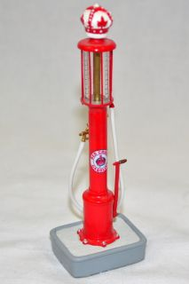 Danbury Mint 1927 Red Crown Rush Model H Gas Pump