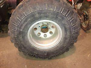 1 Super Swamper TSL Radial Mud Tires Mud Offroad 36x14 5R15